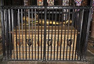 Tomba di Edoardo il Principe Nero