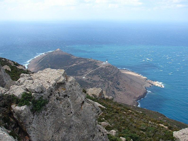 Cap Bon, Túnez.