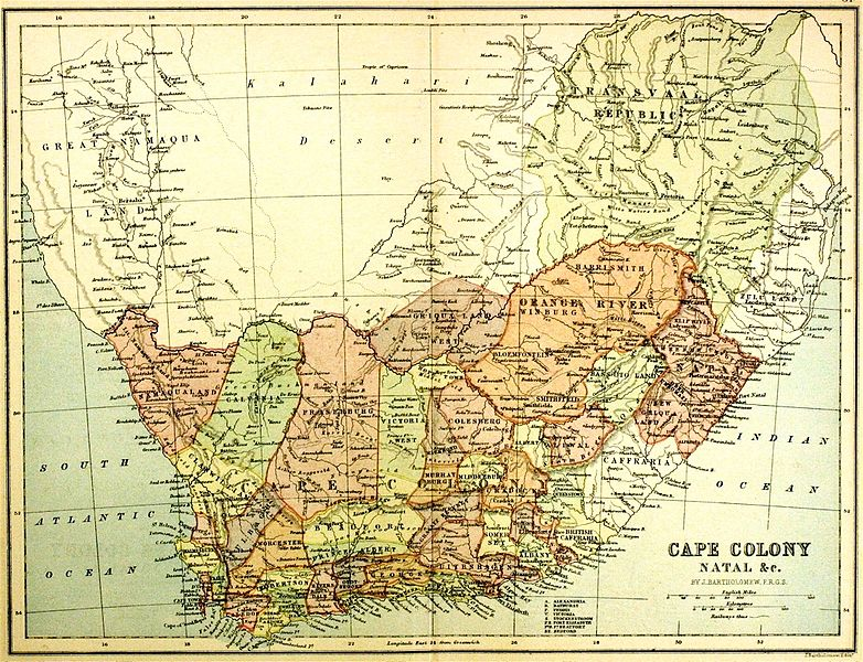 File:Cape Colony map 1876 - Eve of Confederation Wars.jpg