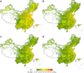 Carbon footprint hotspots of foreign final consumption in China.webp
