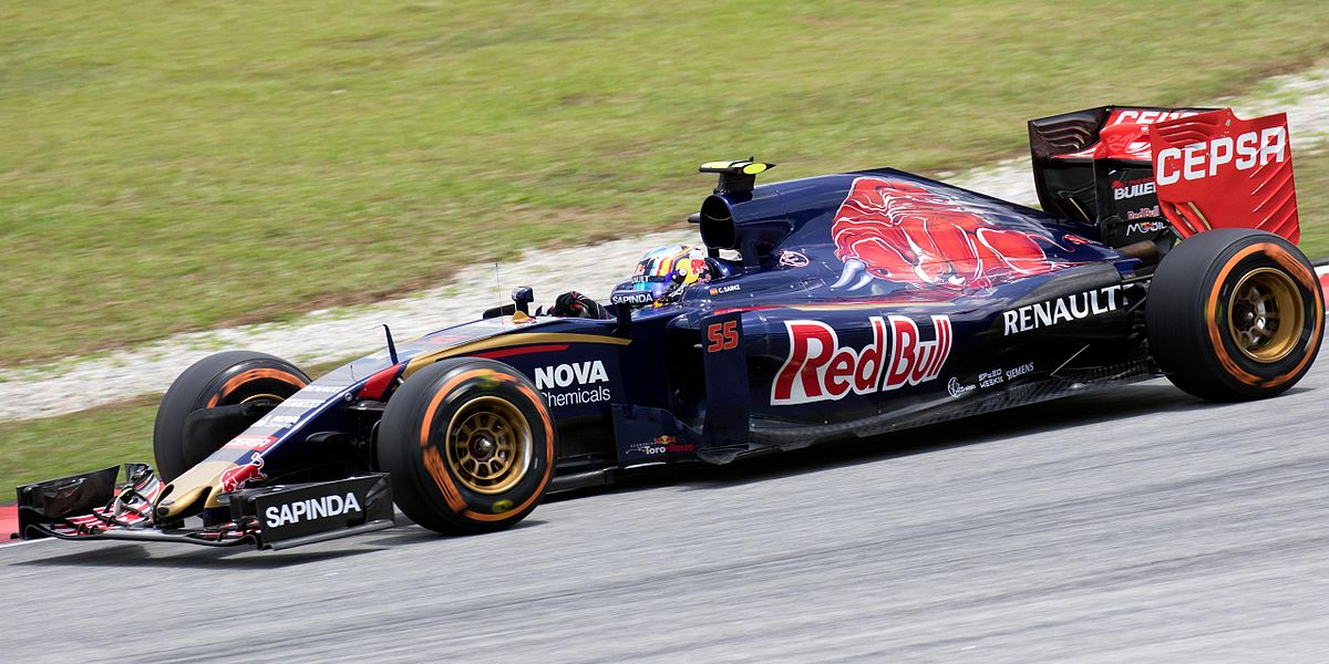 Px Carlos Sainz Jr Malaysia Fp on 3 V6 Engine