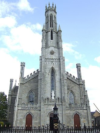 Carlow - Carlow Cathedral