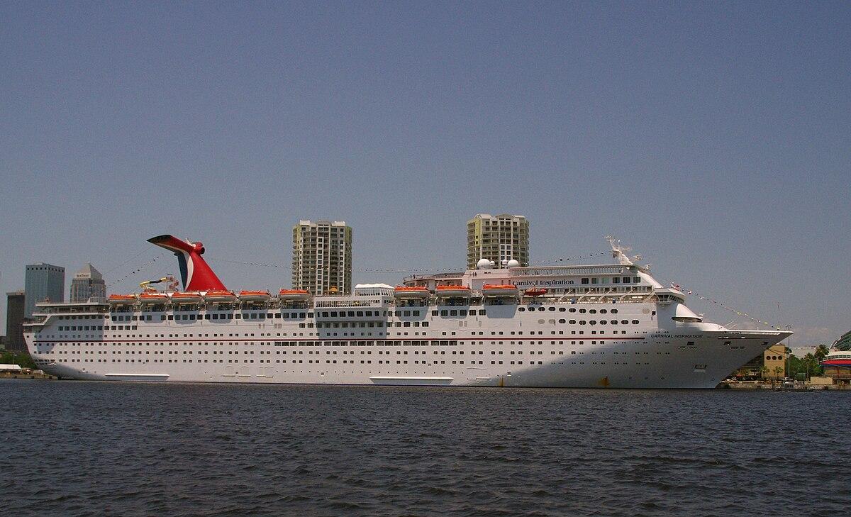 Carnival Inspiration Wikipedia - Carnival cruise ships wiki