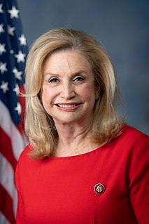 Carolyn Maloney U.S. Representative from New York