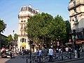 Carrefour de la rue du faubourg saint-denis, rue louis blanc, boulevard de la chapelle (regardant vers l'est) 01.jpg