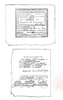 Carte D Identite Wikipedia