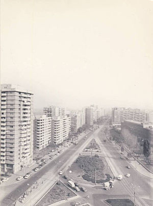 Pantelimon, Bucharest - Image: Cartierul Pantelimon. Bucuresti