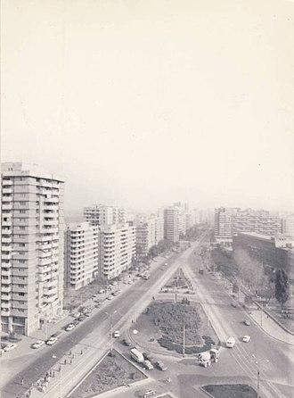 Pantelimon, Bucharest - Image: Cartierul Pantelimon. Bucuresti