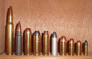 .45 Colt - Image: Cartridges 20081227