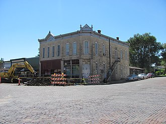 National Register of Historic Places listings in Chase County, Kansas - Image: Cartter Building