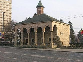 Dosoftei - Dosoftei's residence in Iaşi