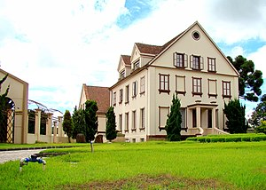Passionists - House of the Passionist Sisters in Colombo (Greater Curitiba), Paraná, Southern Brazil