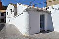 Casa a la cantonada entre el carrer Benifaió i Riba-roja, Campanar.JPG