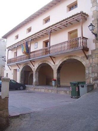 Ademuz - Image: Casa de la Villa Ademuz