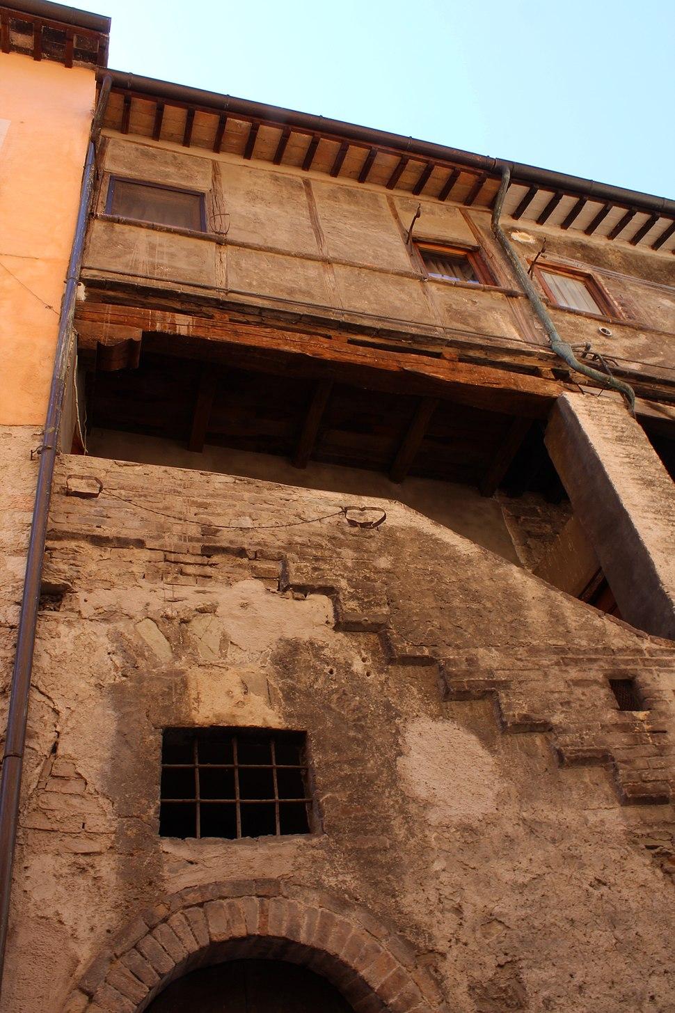 Casa graticcio Spoleto