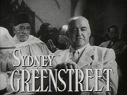Casablanca, Sydney Greenstreet.JPG