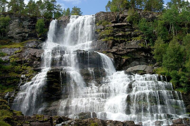 фото с водопада