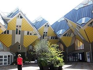 Cube house - Image: Case a Cubo (Kubuswoningen) 2