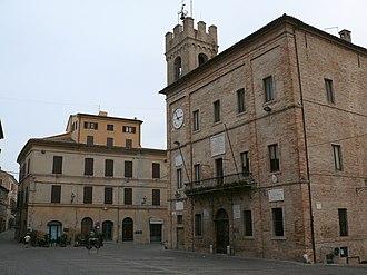 Castelfidardo - Image: Castelfidardo z 03