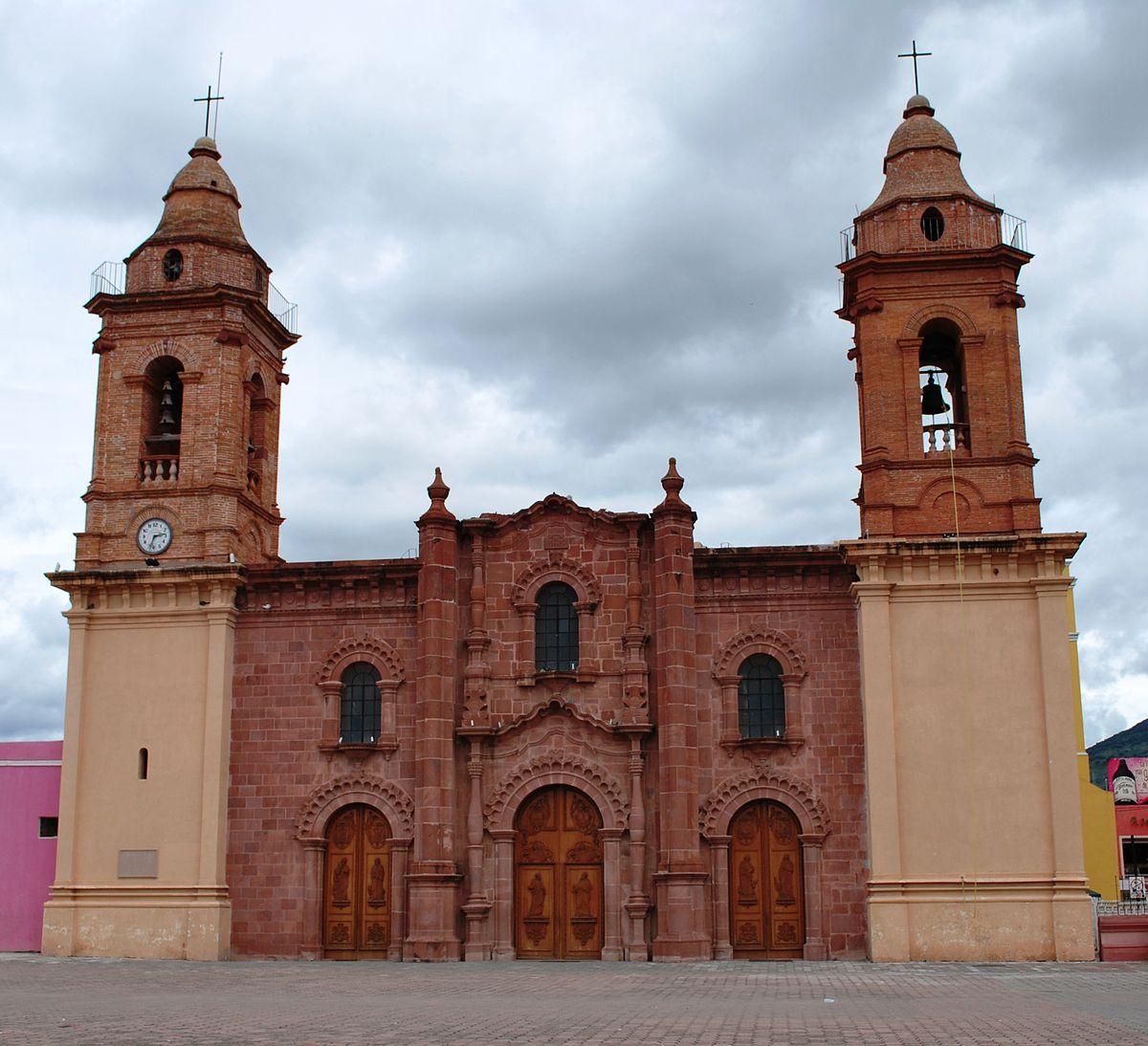Región mixteca oaxaqueña - Wikipedia, la enciclopedia libre