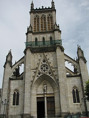 Roman Catholic Diocese of Belley-Ars - Belley Cathedral