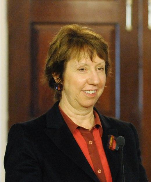 Catherine Ashton 2012
