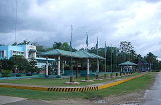 Municipality of the Philippines in the province of Bohol