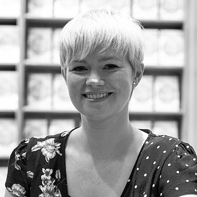 Picture of an author: Cecelia Ahern