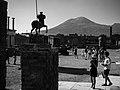 Centaur statue in Pompeii, 2016 (28941746756).jpg
