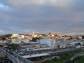 Itapevi - Image: Centro de Itapevi