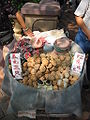 Century eggs for sale in Hong Kong by tracyhunter.jpg