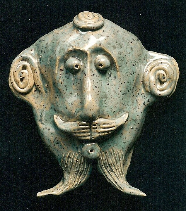 Ceramic, Mask