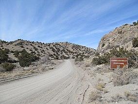 Cerrillos Hills State Park, Cerrillos NM.jpg