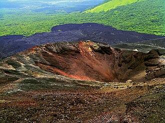 Cerro Negro - Cerro Negro on August 20, 2011