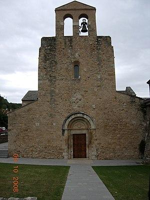 Cervià de Ter - Santa Maria priory, cervià
