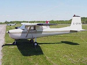 104 Squadron SAAF - Image: Cessna 150E (C GFAU)