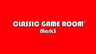 Classic Game Room - The Classic Game Room Mark 3 title card (2016-2017).