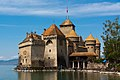 Château de Chillon from the Land - panoramio.jpg