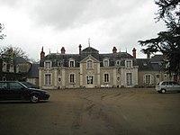 Château de Colliers à Muides-sur-Loire pendant l'hiver 2008.jpg