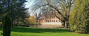 Sint-Jans-Molenbeek - Karreveld Castle