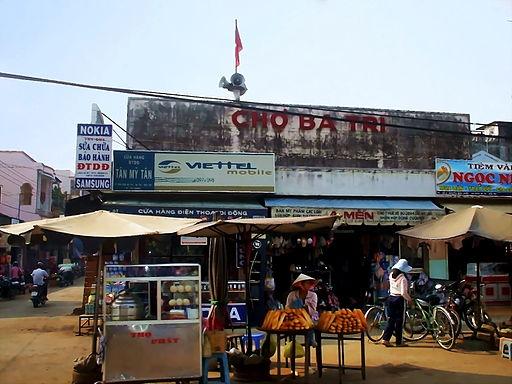 Chợ Ba Tri
