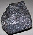 Chalcocite (Late Jurassic; Lavendar Open Pit Mine, Bisbee, Arizona, USA) 2.jpg
