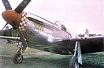 Chalgrove Airfield - 10th Reconnaissance Group - F-6 Mustang 42-103213.jpg