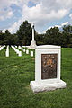 Challenger - Canadian Cross - Arlington National Cemetery - 2011.JPG