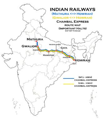 Chambal Express - 73.4KB