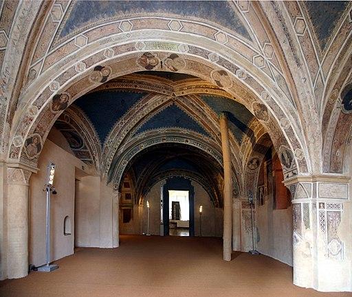 Cappella delle Reliquie | Chapel of the Relics - Santa Maria della Scala