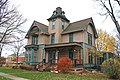 Charles G. Curtis House Historic Place, (1891), 168 S. Union St., Plymouth, Michigan - panoramio.jpg