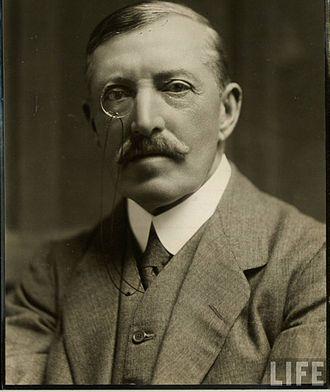 Charles Garvice - Charles Andrew Garvice's portrait