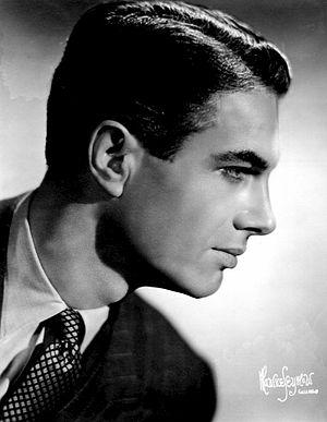 Charles Korvin - Corvin in 1948.