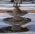 Charles Murtha house fountain 1.JPG